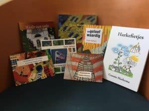 boeken Connie Harkema